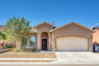 El Paso TX Single Family Home For Sale: $169,000