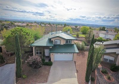 Single Family Home For Sale: 7617 Luz De Lumbre Avenue