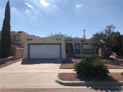 Single Family Home For Sale: 11640 Caballo Lake Drive
