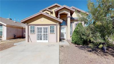 Single Family Home For Sale: 12325 Tierra Apache Drive