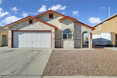 Single Family Home For Sale: 12416 Tierra Dulce Drive