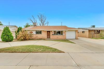 El Paso TX Single Family Home For Sale: $104,950