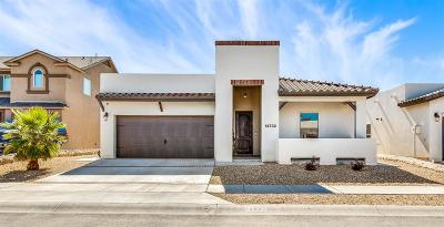 El Paso Single Family Home For Sale: 14732 Tim Hardaway Drive