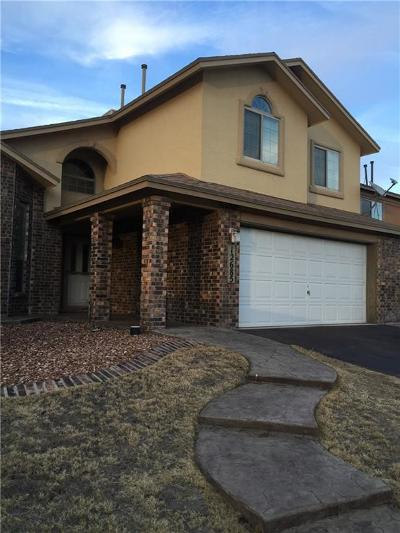 Single Family Home For Sale: 12685 Tierra Alexis Drive