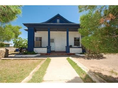 El Paso Single Family Home For Sale: 2524 Federal Avenue