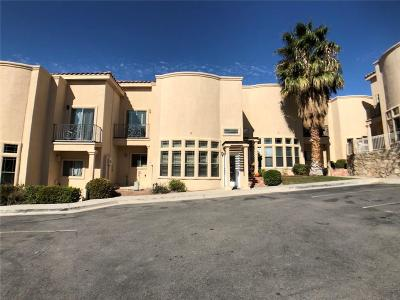 El Paso Condo/Townhouse For Sale: 5939 Bandolero Drive #D