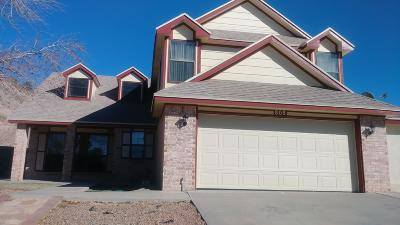 El Paso TX Single Family Home For Sale: $228,900