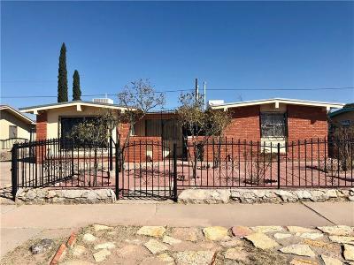 Single Family Home For Sale: 7125 Banana Tree Lane