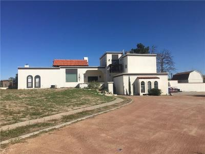 El Paso TX Single Family Home For Sale: $345,000