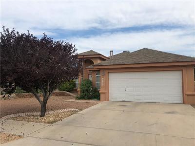 Single Family Home For Sale: 11424 Arrow Rock Drive