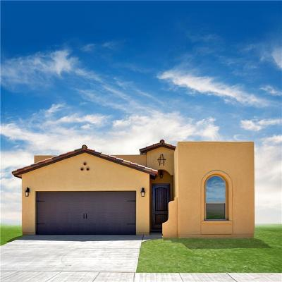 El Paso TX Single Family Home For Sale: $168,950