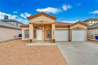 El Paso Single Family Home For Sale: 10804 Walden Pond Street