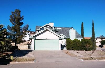 Single Family Home For Sale: 11871 Stephanie Drive