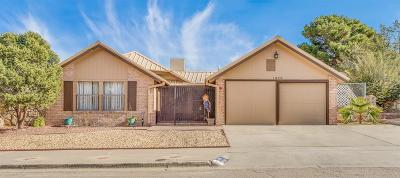 Single Family Home For Sale: 1420 Gene Torres Drive