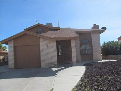 Single Family Home For Sale: 11804 Don Meredith