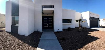 El Paso Single Family Home For Sale: 5721 Valley Lilac Lane