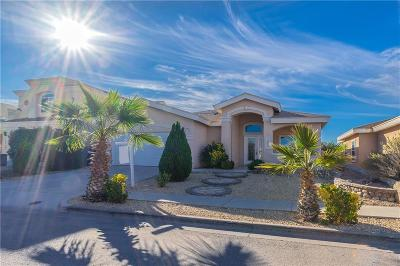 Single Family Home For Sale: 12544 Tierra Inca Drive