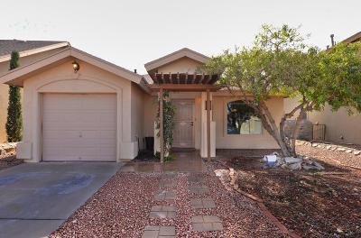 Single Family Home For Sale: 12920 Alfredo Apodaca