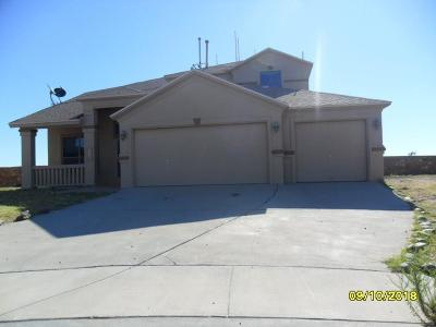 El Paso TX Single Family Home For Sale: $134,900