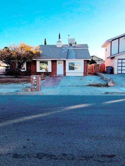 Single Family Home For Sale: 11826 Scott Simpson Drive