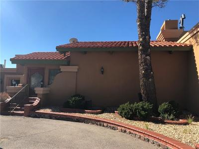 El Paso Single Family Home For Sale: 83 Sierra Crest Drive