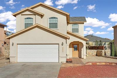 El Paso TX Single Family Home For Sale: $149,900
