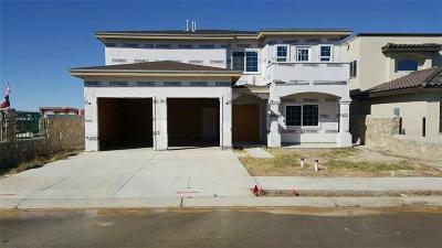 Horizon City Single Family Home For Sale: 300 Via Cumbre Linda