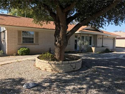El Paso TX Single Family Home For Sale: $175,000