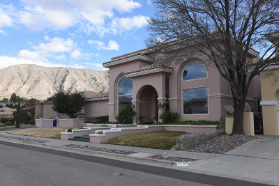 El Paso Single Family Home For Sale: 5760 Diamond Point Circle
