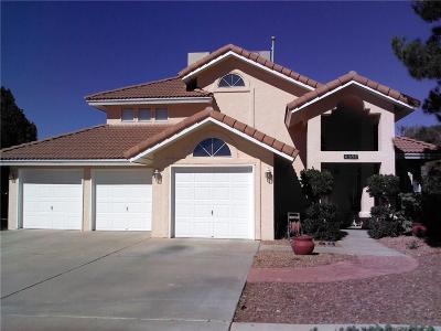 El Paso Single Family Home For Sale: 6257 Brisa Del Mar Drive
