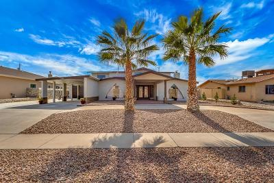 El Paso Single Family Home For Sale: 11444 Ardelle Avenue