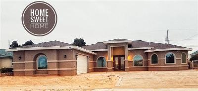 El Paso Single Family Home For Sale: 11312 Ardelle Avenue