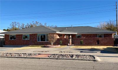 El Paso Single Family Home For Sale: 9021 Parkland Drive
