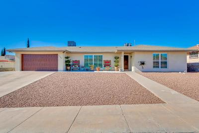 Single Family Home For Sale: 1465 Monte Negro Drive