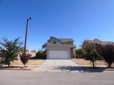 San Elizario Single Family Home For Sale: 13041 Alex Chacon