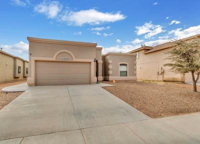 El Paso TX Single Family Home For Sale: $147,900