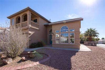 El Paso Single Family Home For Sale: 6348 Cougar