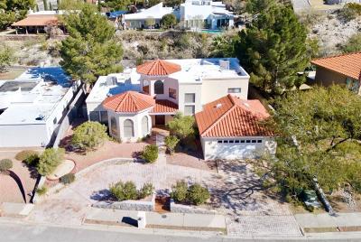 Single Family Home For Sale: 1212 Cerrito Alto Lane