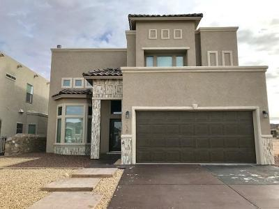 Single Family Home For Sale: 1436 Melania Martinez