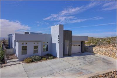 El Paso Single Family Home For Sale: 6291 Casper Ridge Drive