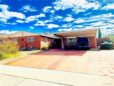 El Paso Single Family Home For Sale: 311 Olivia
