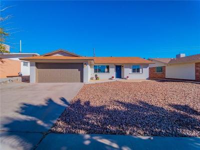 Single Family Home For Sale: 1562 Dale Douglas Drive