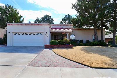 El Paso Single Family Home For Sale: 6716 Brisa Del Mar Drive