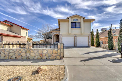 Single Family Home For Sale: 10936 Loma De Color Drive