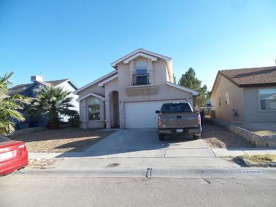 Single Family Home For Sale: 12364 Tierra Buena Drive