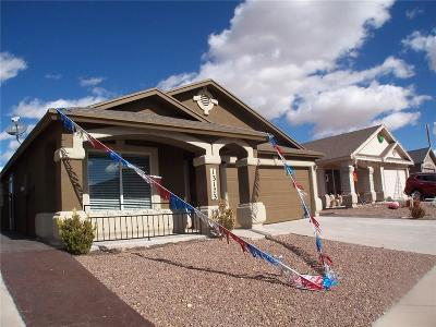 El Paso TX Single Family Home For Sale: $151,721