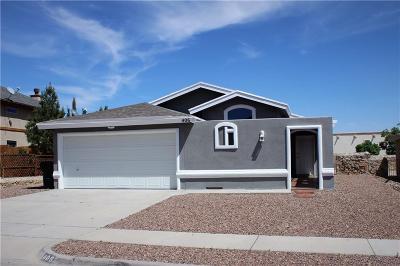Horizon City Single Family Home For Sale: 406 Oakhurst Lane
