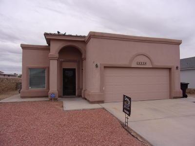 Horizon City Rental For Rent: 14324 Desert Point Drive