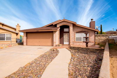 Single Family Home For Sale: 1698 St Stephen Place
