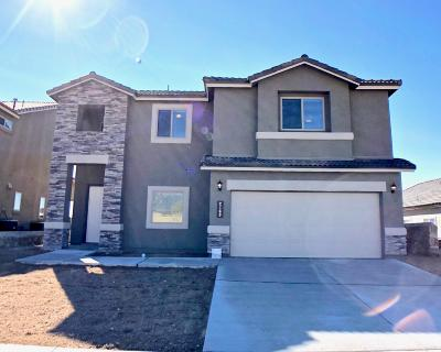 El Paso Single Family Home For Sale: 7825 Enchanted Circle Drive